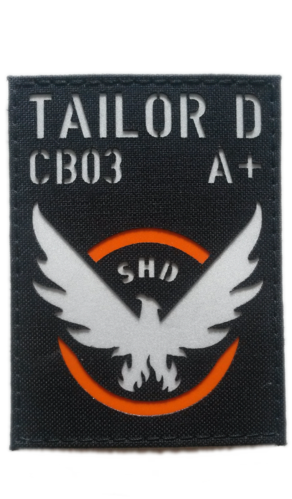 SHD ID Patch